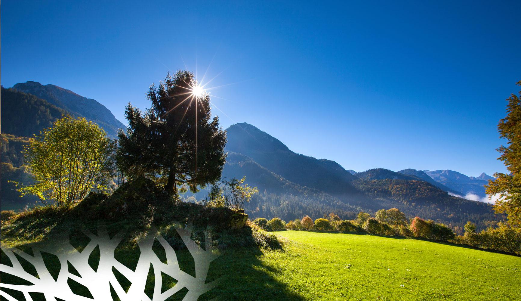 Ferienwohnung Berchtesgadener Land