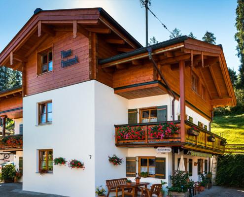 Ferienwohnung Schönau Haus Holzeck